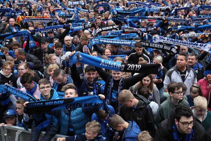 Die SCP-Fans wollen den Deal zwischen ihrem Verein und den Bullen aus Leipzig nicht.