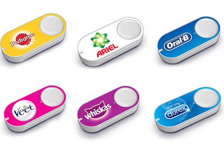 Die Dash Buttons sollen das Einkaufen erleichtern, bei zu vielen Knöpfen verliert man aber schnell den Überblick.