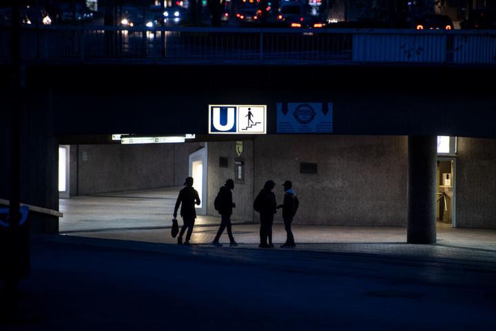 Der Ebertplatz gilt als Drogenumschlagsplatz.