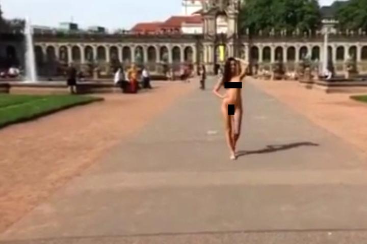 Die Videos aus Dresden und Leipzig sind auf zahlreichen Pornoseiten zu sehen.