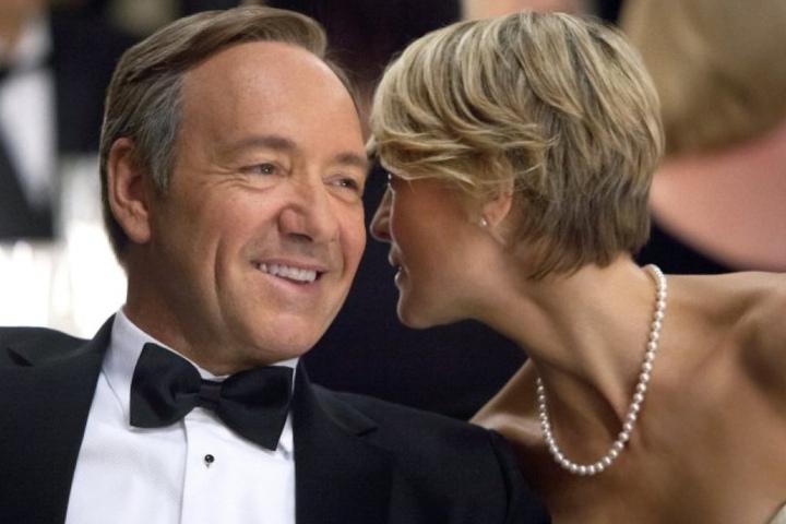 """Serien wie """"House of Cards"""" gehören bereits seit Jahren zu den etablierten Erfolgsserien des Streaming-Anbieters."""