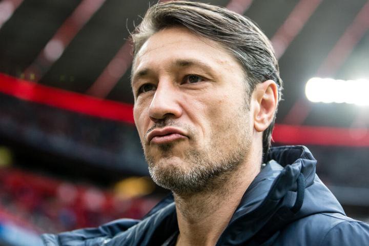 Niko Kovac sitzt alles andere als fest im Sattel: Ist der Trainer Schuld an den Leistungen?