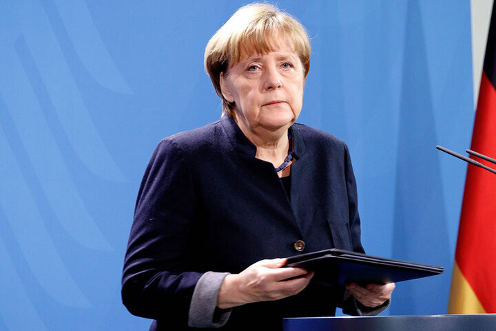 Angela Merkel tritt ebenfalls wieder bei der Bundestagswahl an.