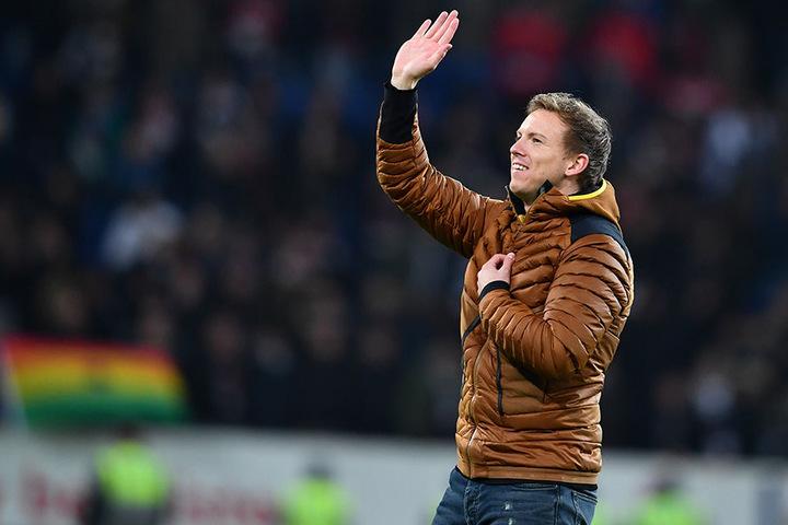 Hoffenheim-Trainer Julian Nagelsmann wird nach der Saison wenig Urlaub haben - er braucht dringend neue Spieler!