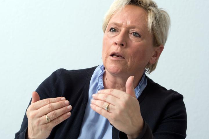Susanne Eisenmann (CDU), Kultusministerin von Baden-Württembergs spricht sich für mehr islamische Religionslehrer aus.