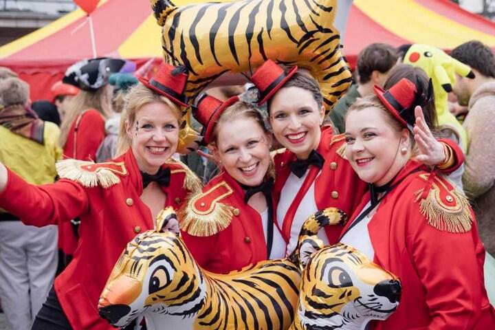 Die ganz große karnevalistische Zirkus-Sause IV.