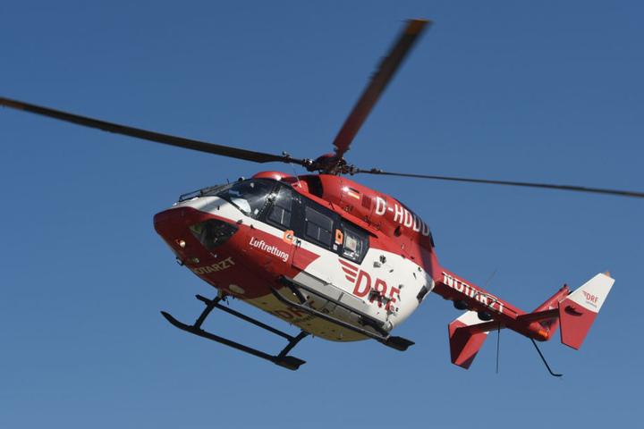 Im Südwesten gibt es fünf Rettungshubschrauber und drei Intensivtransporthelikopter. (Symbolbild)