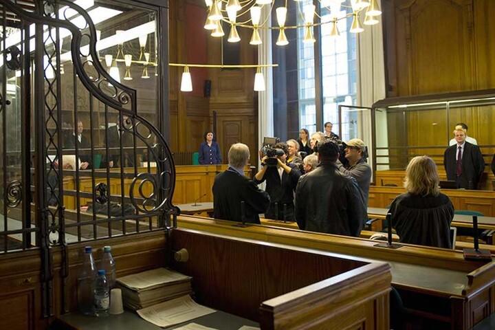 Am Landgericht wurde dem 57-Jährigen Mann der Prozess gemacht (Symbolbild).