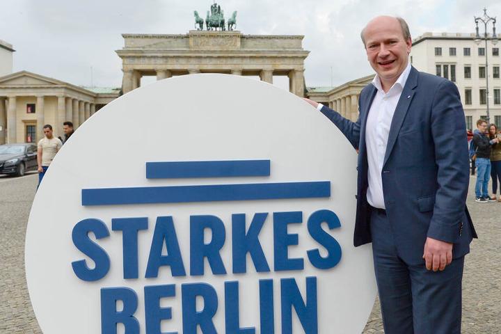 Kai Wegner besitzt nun die besten Karten im Rennen um die Berliner CDU-Spitze.