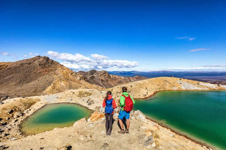 Neuseeland zieht jährlich Millionen Touristen und Backpacker an. (Symbolbild)