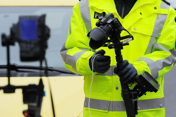 Mithilfe eines 3D-Scanners rekonstruiert die Kölner Polizei den Unfallablauf (Symbolbild).