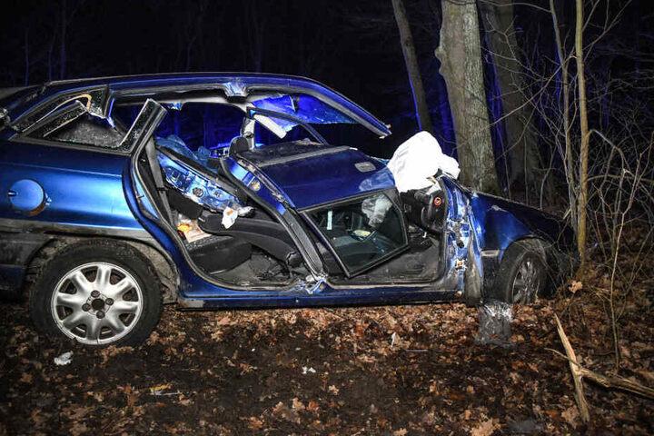Zwei Personen wurden schwer verletzt.