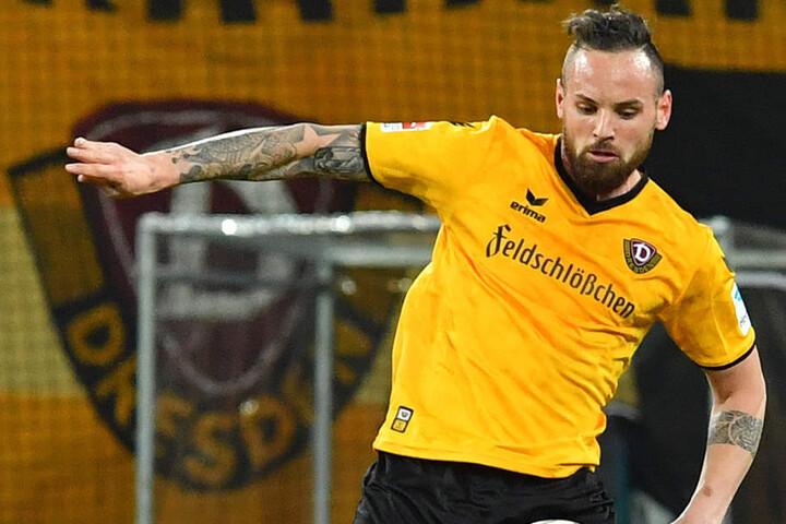 Im Sommer 2015 wechselte der in Argentinien geborene Innenverteidiger von Kickers Offenbach zur SG Dynamo Dresden.