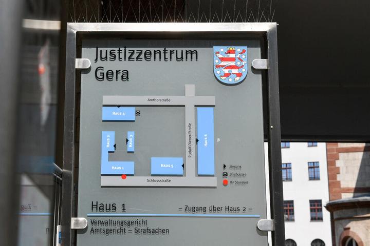 In Gera wird der Fall verhandelt.