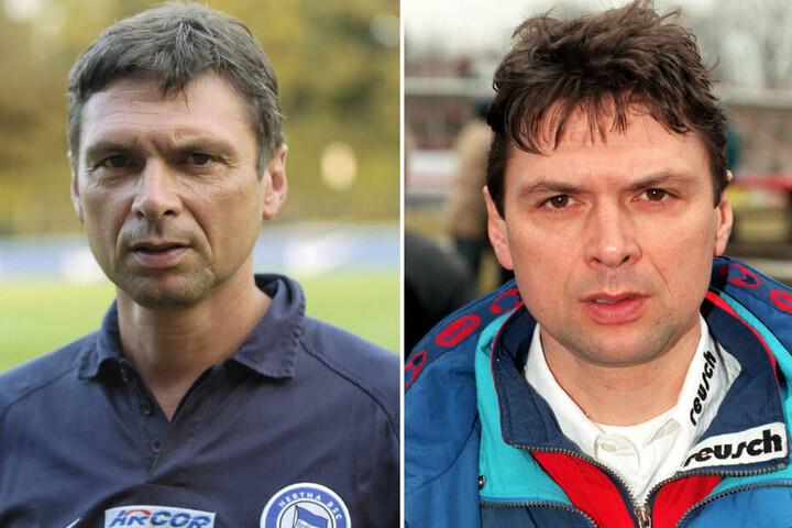 Karsten Heine war sowohl bei Hertha (2004), als auch bei Union (1997) als Trainer tätig.