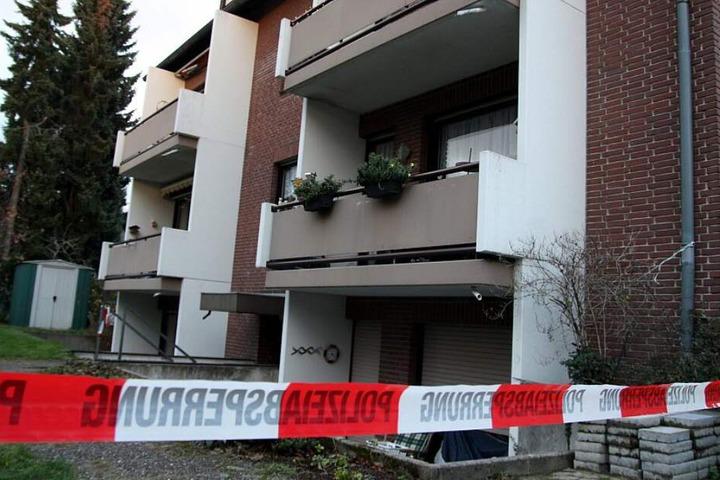 In diesem Wohnhaus attackierte der 53-Jährige seine Nachbarin mit einem Messer.