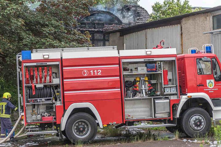 Insgesamt entstand ein Schaden von rund 60.000 Euro.