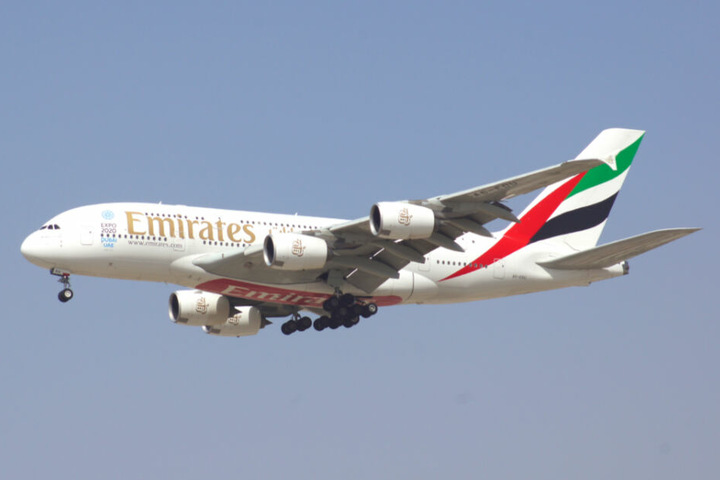 Emirates zählt zu den größten Fluggesellschaften der Welt.