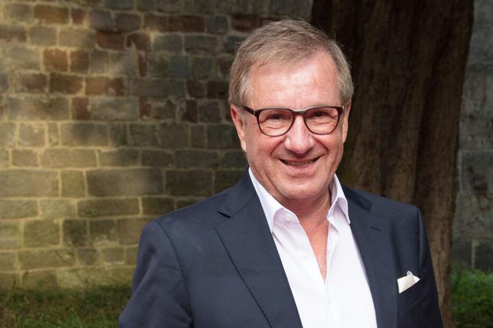 Jan Hofer ist bereits seit 1985 bei der Tagesschau dabei.