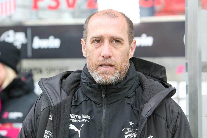 FSV-Coach Enochs hofft, dass Kamenz noch vor Saisonende wieder einsatzbereit ist.