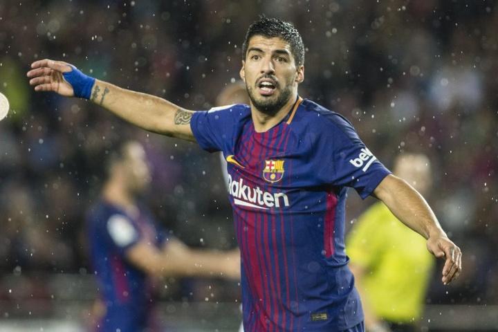 Spielt Wydra schon bald gegen Luis Suarez?
