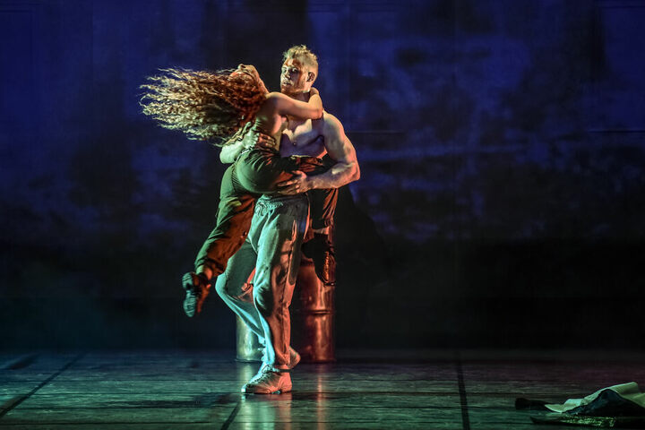 """Das Musical """"Drachenherz"""" wurde beim """"Deutschen Musical Theaterpreis 2019"""" ausgezeichnet."""