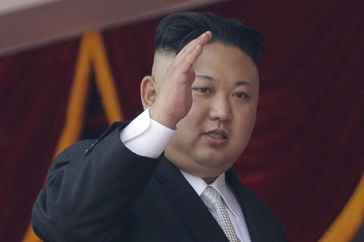 Der nordkoreanische Machthaber Kim Jong Un.