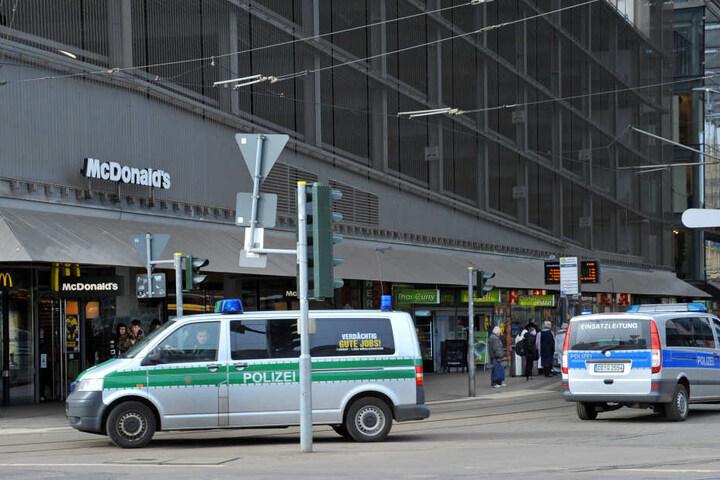 Die Polizeipräsenz in der Innenstadt ist hoch, Video-Überwachung soll die Sicherheit nun noch mehr erhöhen.