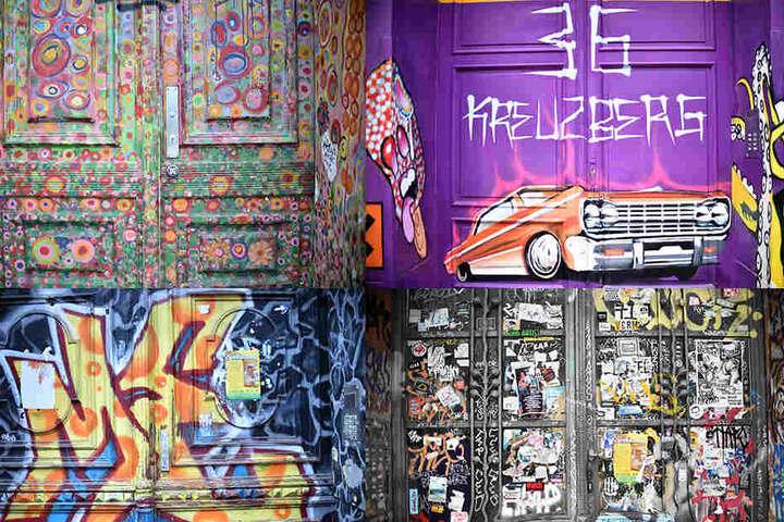 Streetartkünstler zeigen bei Wandelism ihr ganzes Können. (Symbolbild)