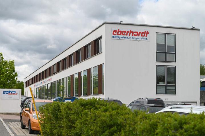 Das Firmengebäude am Zschoner Ring 30 in Kesselsdorf.