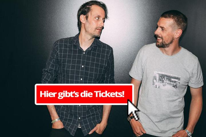 Tickets gibt's ab 30,15 Euro.
