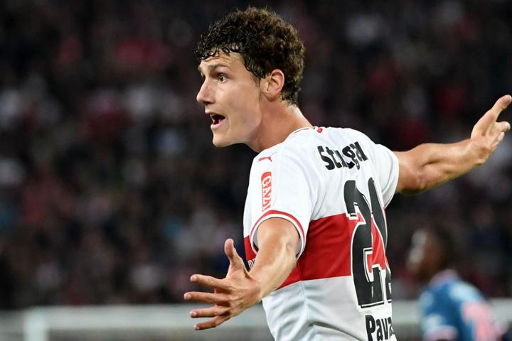 Benjamin Pavard wechselt vom VfB Stuttgart zum FC Bayern München. (Archivbild)