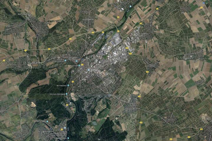 Der Vorfall ereignete sich in Bad Kreuznach.