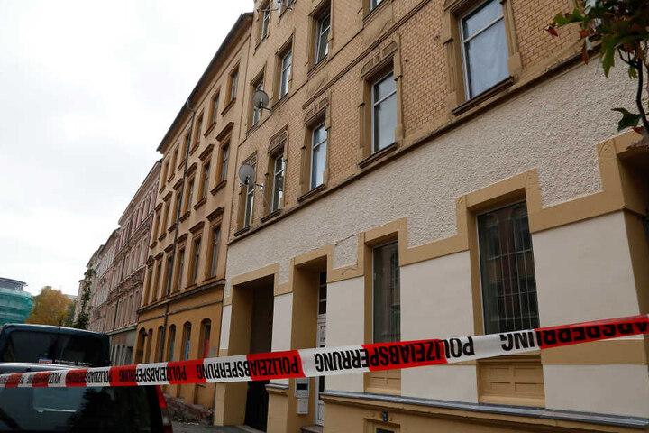 Die junge Frau wurde tot in einer Wohnung in der Zietenstraße gefunden.