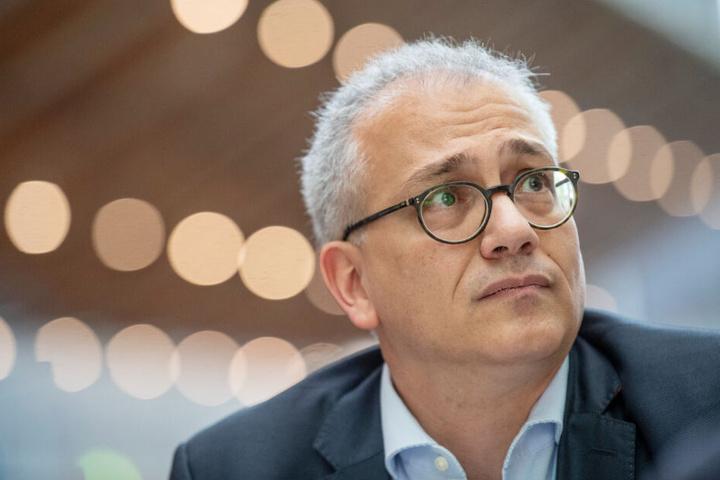 Wirtschaftsminister Tarek Al-Wazir äußerte sich zu der Mietpreisbremse.