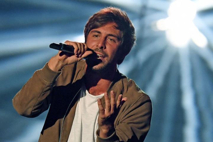 """Der Sänger beschreibt sich selbst als """"rastlosen Typ""""."""