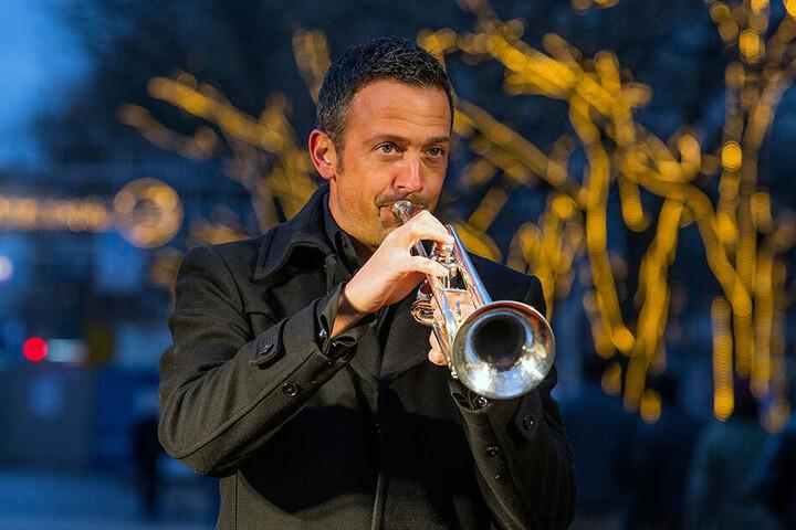 Jazz-Trompeter Till Brönner (48) bestreitet das erste Konzert.