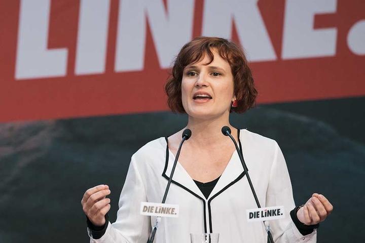 Linken-Politikerin Katja Kipping wurde vorher schon böse beschimpft.