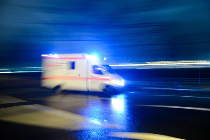 Der Fahrer des Sattelzugs und der 33-Jährige Autofahrer wurden beim Unfall verletzt.