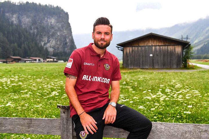 Auch Niklas Kreuzer ist ein möglicher Kandidat für das Kapitänsamt.
