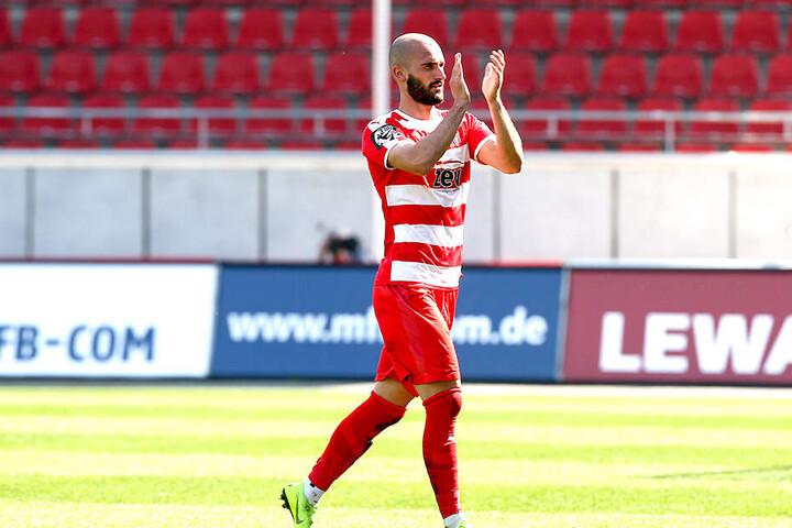 Sein Vertrag läuft im Juni aus, doch Nico Antonitsch möchte in Zwickau bleiben und mehr Verantwortung übernehmen.