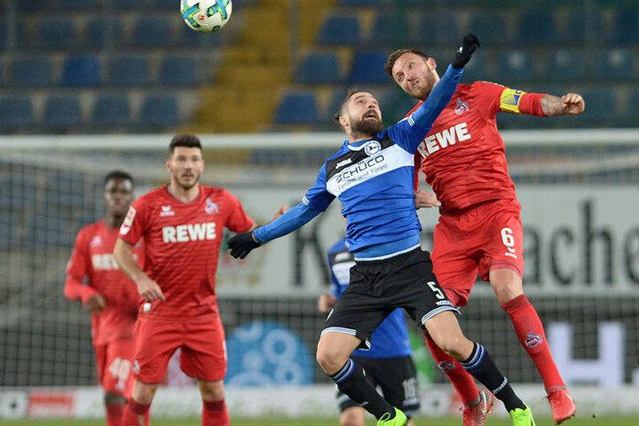Der 1. FC Köln ging als verdienter Sieger vom Platz.