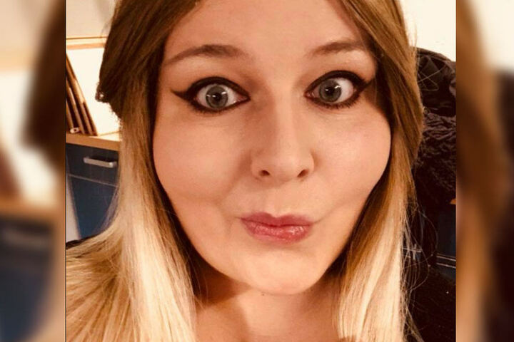 Comedian Nicole Jäger gibt am Valentinstag eine Show im Friedrichstadtpalast.