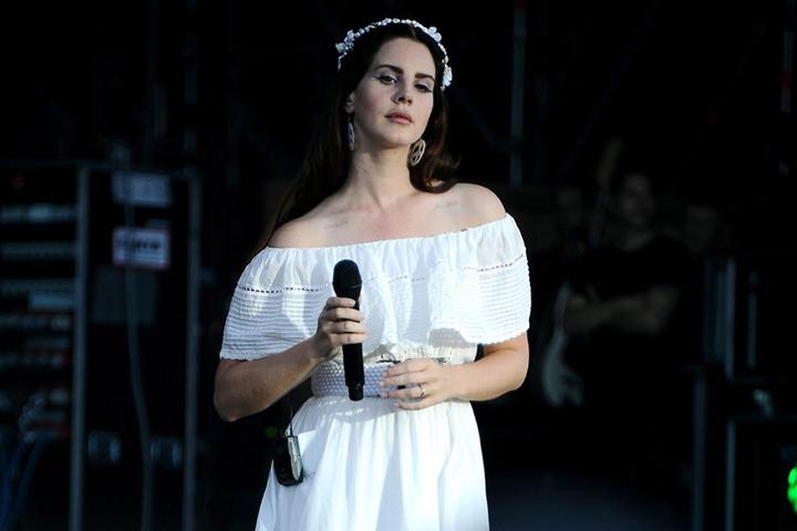 Die ungekrönte Königin der Melancholie: Lana Del Rey.