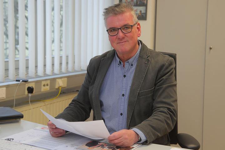 BDK-Chef Peter Guld (59) konnte sich nicht für den letzten Dresdner Tatort begeistern.
