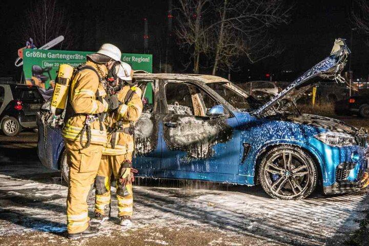Bisher ist unklar, wie das Feuer entstanden ist. Brandstiftung wird nicht von der Polizei ausgeschlossen.