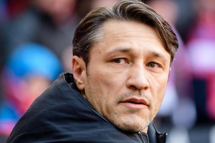 Niko Kovac nutzt besondere Maßnahmen, um seine Spieler im Training zu motivieren.
