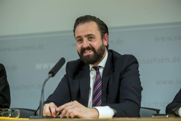 Am Montag überreichte Justizminister Sebastian Gemkow (37, CDU) in Leipzig Fördermittel in Höhe von 4,7 Millionen Euro. (Symbolbild)