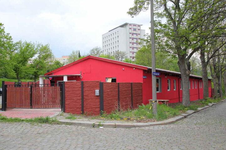 Das Bordell an der Zwickauer Straße eröffnete erst im Mai dieses Jahres.
