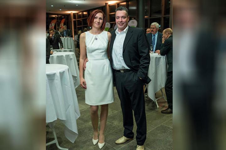 Josefine und Jens Fiedler.